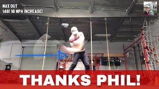 I trained like PHIL Mickelson and GAINED 9mph BALL SPEED. GOLF