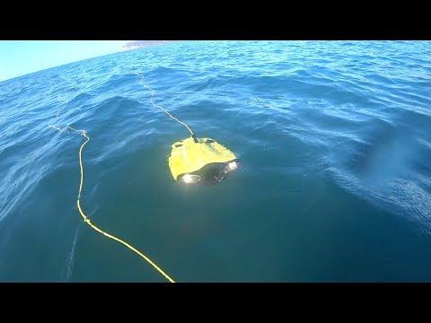 Gladius Mini ROV Sea Trials