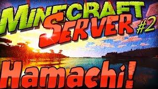 Minecraft Server SELBER MACHEN: EINFACH mit Hamachi! #2 ☾ 1.11 Version ☽ Vanilla & Bukkit