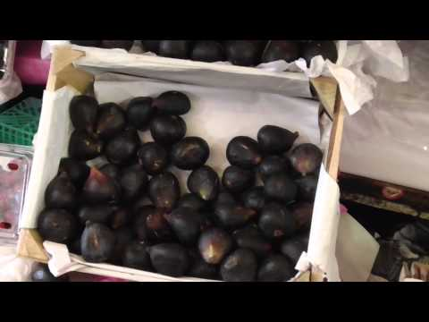The fruit market in Mexico city some original Mexican fruits Videography by Arif Herekar
