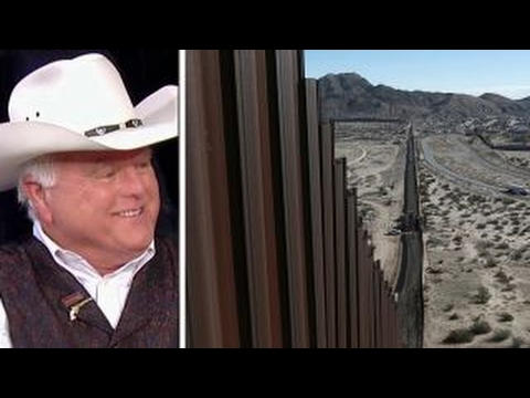 Texas official reacts to two-year plan to build border wall