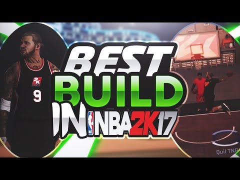 NEW INSANE BUILD!! DEMIGOD OF NBA 2K17! THIS BUILD CAN DO EVERYTHING!!