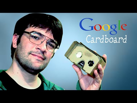 Realtà Virtuale spendendo 20 euro? Google Cardboard