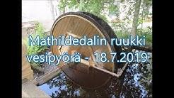 Mathildedal  ruukki - vesipyörä