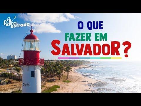 O Que Fazer Em Salvador? Farol Da Barra, Pelourinho E Mais!