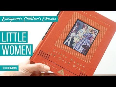 Little Women   Everyman's Library Children's Classics   BookCravings