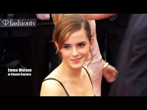 Cannes 2013 Day 2 Red Carpet ft. Emma Watson, Fan Bingbing, Sonam Kapoor | FashionTV