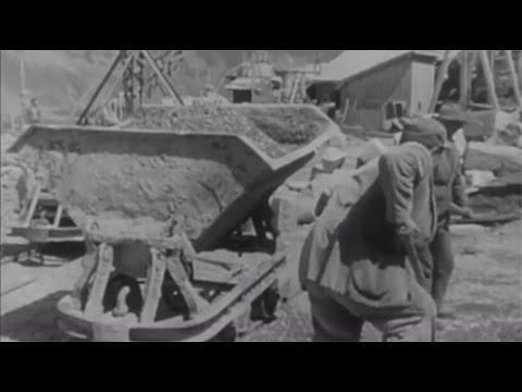 Sabbione Dam - Italy  (1953)