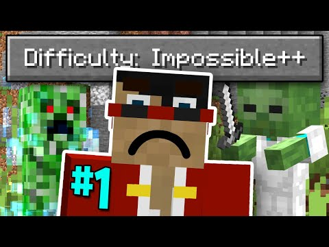 Minecraft But It's Impossible (#1)