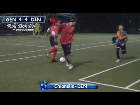 M&P Tournament Kalta   Champions League Genoa VS Dinamo Houston