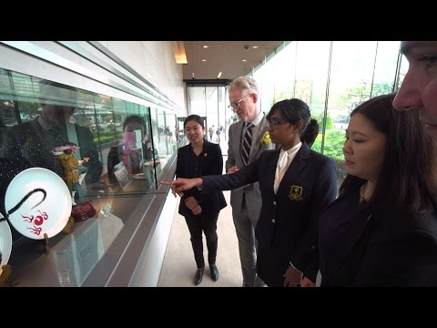 Hong Kong's School for Belt and Road Success