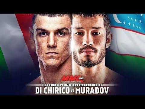 МАХМУД МУРОДОВ нинг UFC даги РАҚИБИ ҚАНЧАЛИК КУЧЛИ ? Makhmud Muradov VS Alessio Di Chiriko