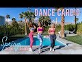 Dance Cardio Workout to Burn Calories | Spring Slim Down '18