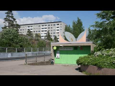 Kontula Indoor Skatepark (Helsinki, Finland)