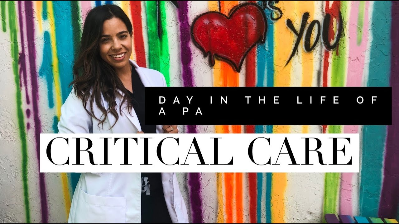 Download Day in the Life of a PA |Ep.2 Critical Care|