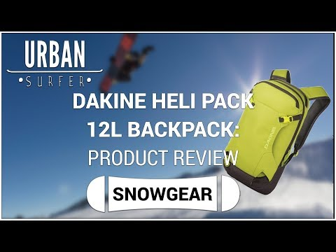DAKINE HELI PACK 12L BACKPACK - COPPER