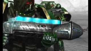 warhammer 40k animation-Dark Angel wrath part 2