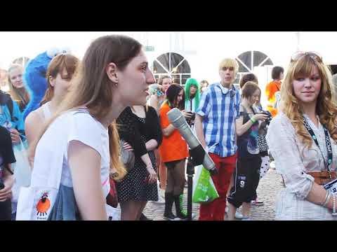 Olivia Lufkin - Live at Uppcon 2011 in Sweden - Wish & Trinka Trinka + Q&A