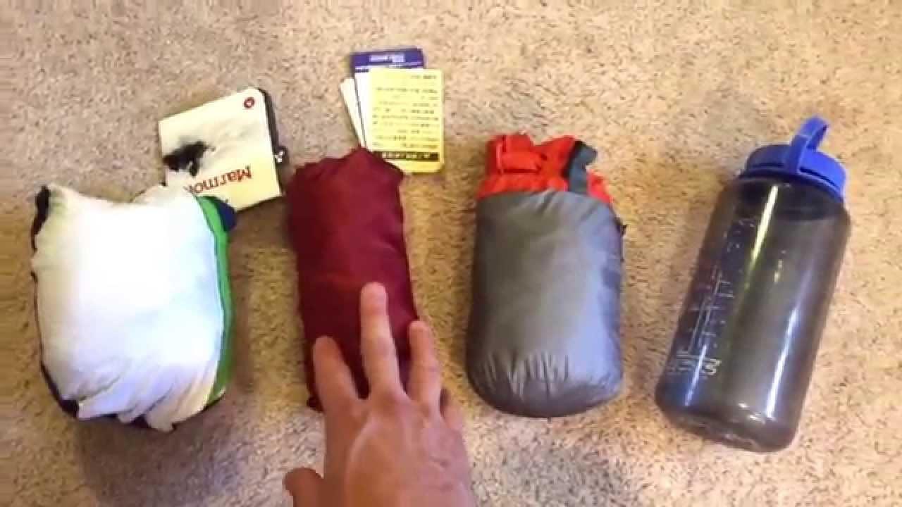size 40 04bd9 d8f01 Ultralight Rain Jackets in Stuff Sacks