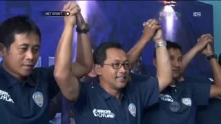 Arema Ganti Nama Jelang ISL Musim 2017 - NET Sport