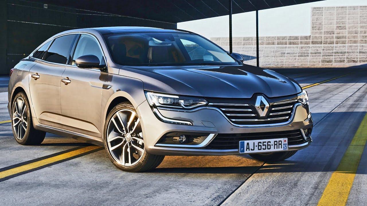 Renault TALISMAN (2016) Interior and Exterior Design - YouTube
