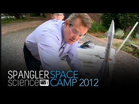 Space Camp 2012 - Cool Science Experiment