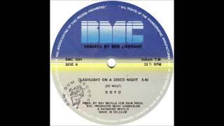 ROFO - Flashlight On A Disconight (Remix) [HQ]