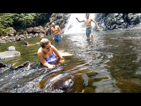 Waterfall Adventure in Pohnpei - Micronesia (With Rickson Oliver)