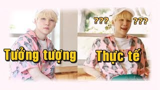 [BTS funny moments #11] Tưởng Tượng và Thực Tế =))))( BTS Expectation vs Reality)