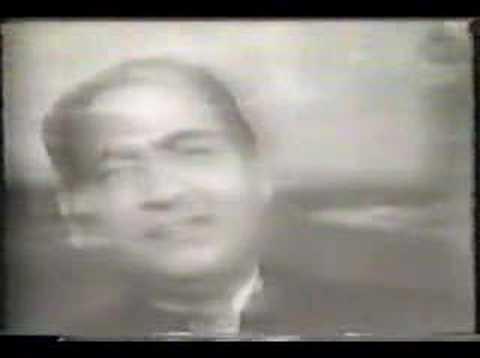 O Duniya Ke Rakwale- Mohd Rafi live singing