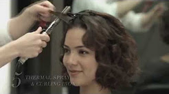 How to Apply Women's Rogaine for Curly Hair