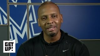 Penny Hardaway talks Memphis basketball, Lil Penny's return & more | Get Up!