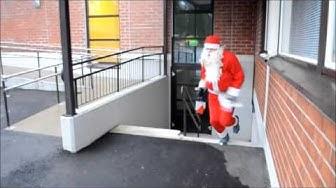 SK Vuoksi toivottaa hyvää joulua 2013!