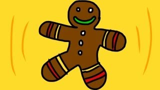 Gingerbread Man Song (Run, run as fast as you can!)