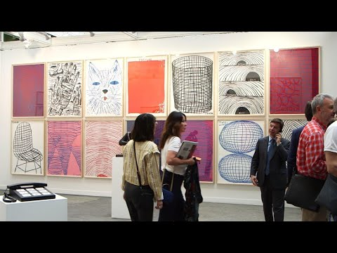 PEOPLE & PROFIT - A pretty picture: Investing in the booming contemporary art market