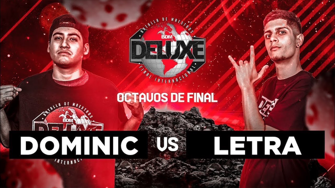 Download Dominic vs Letra | Octavos de Final | BDM Deluxe 2018.