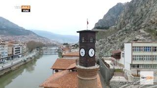 Amasya Saat Kulesi Ne Zaman Yapıldı? - Tarihi Saat Kuleleri - TRT Avaz