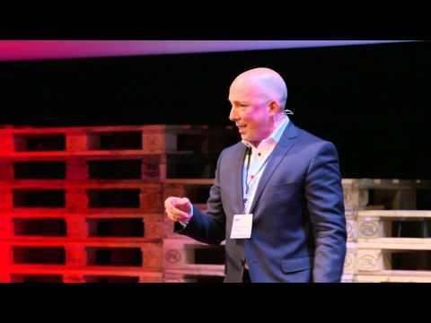 Die Kunst des Storytelling: Veit Etzold at TEDxMünchenSalon