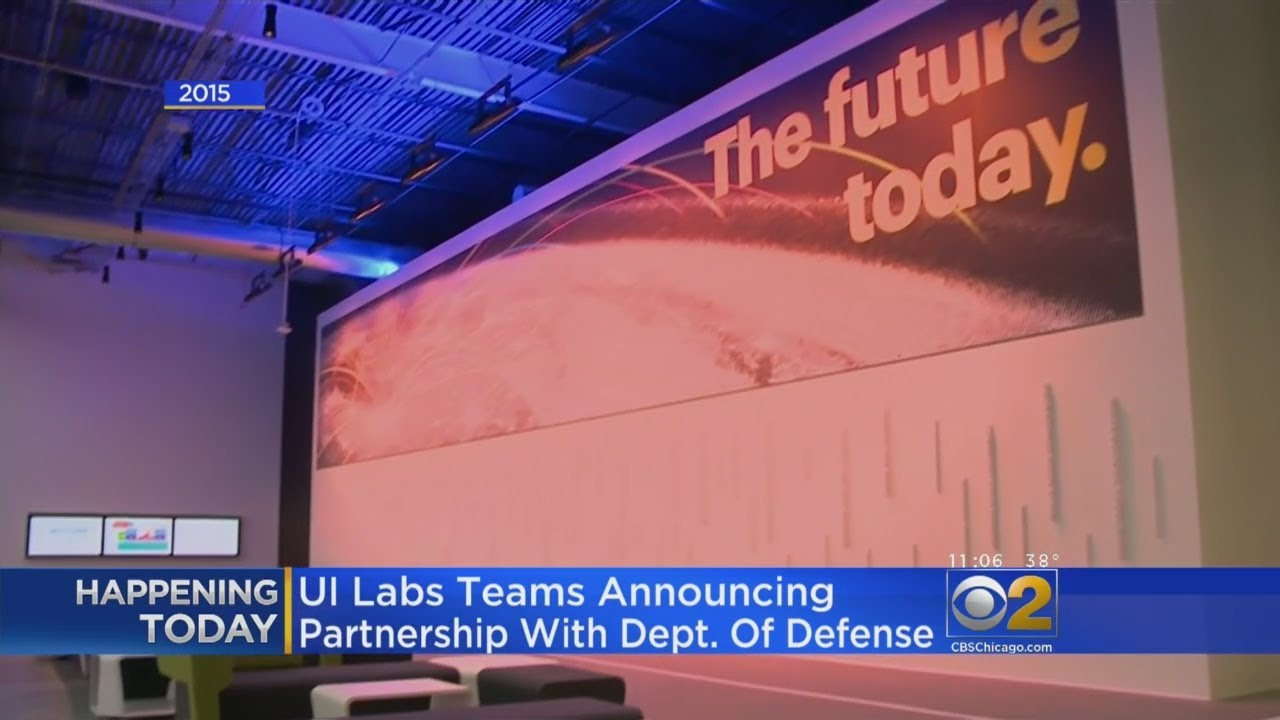 Chicago Tech Hub Gets $750K From Defense Dept. For Cybersecurity Program