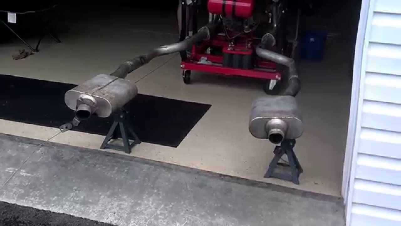 Straub Tech Custom Hydraulic Roller Cam In My 496 On Run Stand