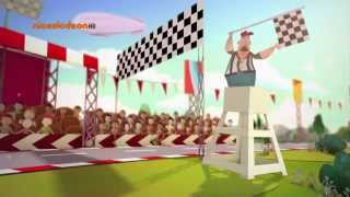 Зак и Кряк-Поп гонки