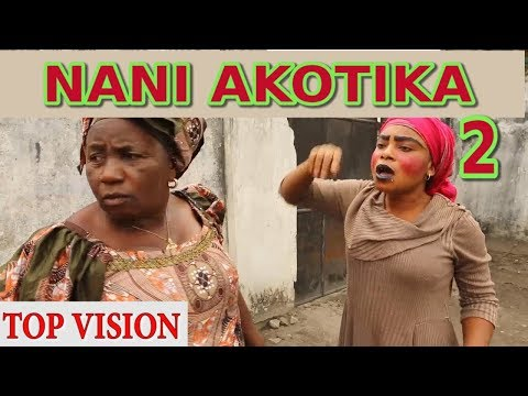 NANI AKOTIKA Ep 2 Theatre Congolais Buyibuyi,Makambo,Coquette,Barcelon,Faché