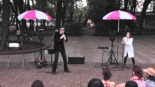 2011.11.12 鼻血市ライブの映像です。 ザ・プーチンズ http://theremin-...