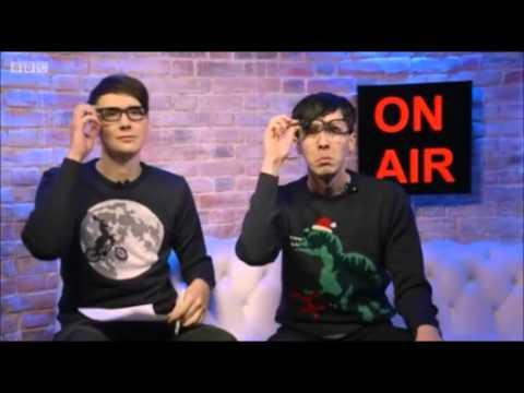 Dan And Phil's Radio Show - December 7th, 2015
