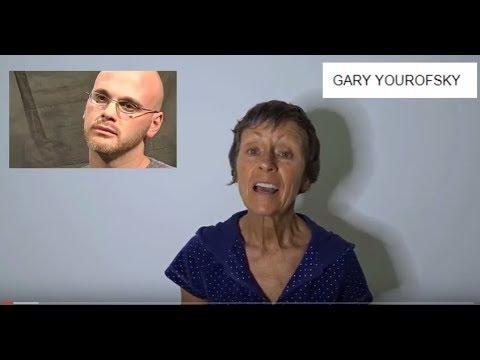 GARY YOUROFSKY  unglaublicher Vortrag *Teil 1*