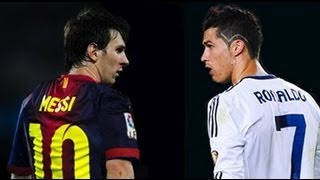 One of Football Daily's most viewed videos: Lionel Messi vs Cristiano Ronaldo