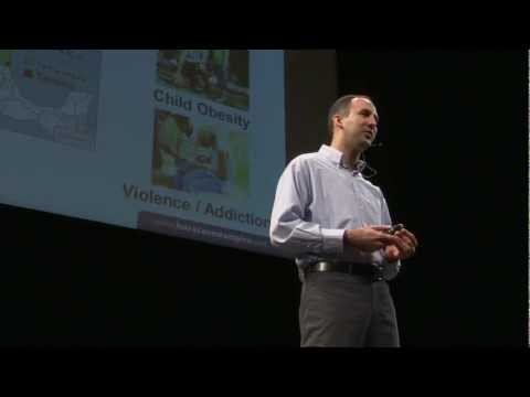 TEDxSanAntonio  Jose Angel Garcia  Slam Dunk  Sports Boosts the Economy & the Future for Children