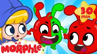 Red ORPHLE Returns! - Mila and Morphle | BRAND NEW | Cartoons for Kids | Morphle TV