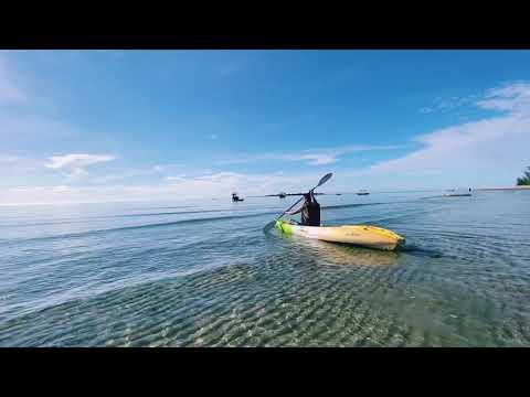 รีวิว: ซันไชน์ พาราไดซ์ รีสอร์ท (Sunshine Paradise Resort) วิลล่าสวยหรูริมทะเลประจวบฯ #บ้านกรูด