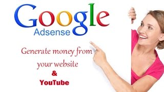 How To Set-up an Adsense Account In DETAIL and Make Money with Blogs & YouTube
